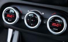 2014 Alfa Romeo Giulietta Climate Control Interior