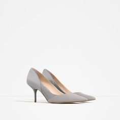 Image 2 of MID HEEL SHOES from Zara