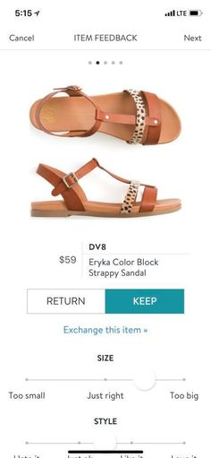 Stitch fix stylist - these are cute - Eryka Color Block Strappy Sandal Looking Dapper, Stitch Fix Outfits, Everyday Shoes, Stitch Fix Stylist, Vacation Outfits, Ankle Strap Heels, Fashion Plates, Strappy Sandals, Pretty Outfits