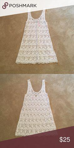 VS Lace Dress (Coverup) Excellent condition Victoria's Secret Swim Coverups