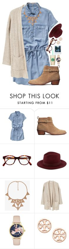 """""""Long Days. #292"""" by sweet-carol ❤ liked on Polyvore featuring Gap, H&M, J.Crew, Reiss, Forever 21, MANGO, Kate Spade and Tory Burch"""