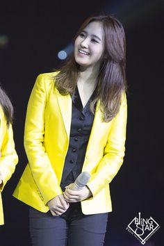 Smiley smiley #KwonYuri #BlingStar