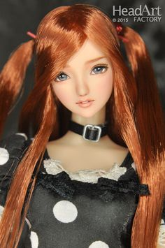 """Head Art Factory"" 1/6 HandPaint Custom Head ""AW441""for Obitsu/CY girl/Hot stuff"