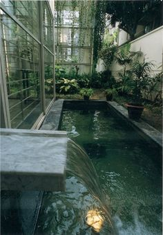 The Hogwarts green house fountain. Taken by Neville Longbottom on his first day as a Herbology professor, September Future House, Interior Architecture, Interior And Exterior, Architecture Exam, Slytherin Aesthetic, House Goals, My Dream Home, Dream Homes, Beautiful Places