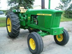 1967 John Deere 4020 diesel... a more perfect tractor has never been built, and never will be...
