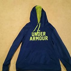 Under Armour Hoodie Only worn a couple times. In great condition! Under Armour Tops Sweatshirts & Hoodies
