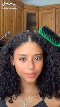 Blond Curly Hair, Black Girl Curly Hairstyles, Mixed Curly Hair, Mixed Girl Hairstyles, Curly Hair Tips, Curly Hair Care, Baddie Hairstyles, Natural Hairstyles, Curly Hair Styles Easy
