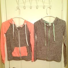 Sweater bundle Same brand same size bf bought them both for me but wrong size. Never worn Zine Sweaters Crew & Scoop Necks