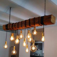Y se hizo la #luz... #diseño #personalizado #lámpara de la mano de @a53architecture  para una #reformaintegral  #interiordesign  #arquitectura #deco #homedecor #iluminación #marcaunantesyundespues