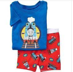Thomas Shorts Set Pajamas