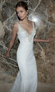 Berta Bridal Winter 2014 Collection | bellethemagazine.com