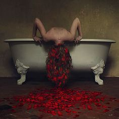 Brooke Shaden | Petal of my Roots | Fine Art Photography | Galeria de Arte AFK, Lisboa