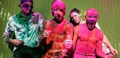 Red Hot Chilli Peppers // 4 Feb