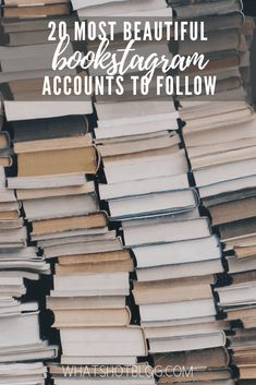 20 Finest and Most Stunning Bookstagram Accounts Book Instagram, Instagram Accounts, Good Books, Books To Read, Literary Travel, Crime Books, Book Aesthetic, Writing A Book, Writing Tips