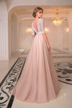 Свадебное платье «Ивори» Татьяны Каплун— купить в Москве платье Ивори из коллекции Примавера 2017 года