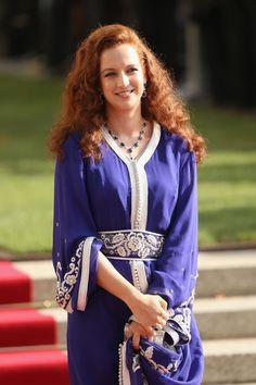 Princess Lalla Salma of Maroc