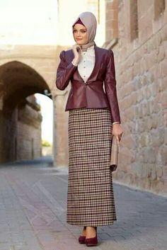 ALVINA Muslimah fashion style