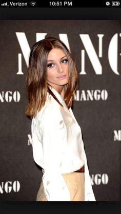 Love olivia Palermo hair