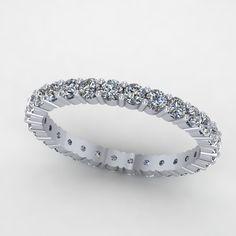 Diamond eternity wedding band, style4wd #diamondband #eternitybanddiamond #diamondeternityband