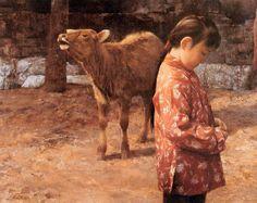 Returning Home by Han Wu Shen