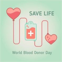 World blood donor day with hearts background Free Vector Blood Donation Posters, Blood Donation Day, Powerpoint Background Design, Poster Background Design, National And International Days, Blood Drop, Marketing Calendar, Heart Background, Backgrounds Free