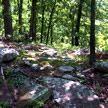 Chautauqua Hills Trail System / Toronto Lake (south of Ottawa, KS)