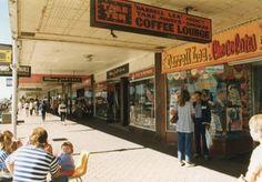 Darrell Lea Chocolate cafe Fryer Street Shepparton