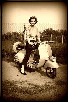 Vespa 125 Farobasso 1955 by VespaJoe70™, via Flickr