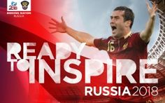 Wallpapers HD: Kerzhakov FIFA World Cup 2018 Russia
