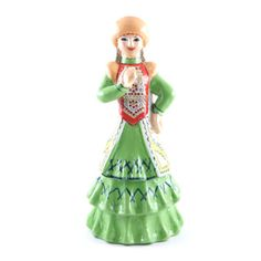 Bashkir-traditional-dressed-figurine-Alfiya-Handmade