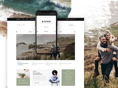 Bjorn designed by Creanncy 👸. Connect with them on Dribbble; the global community for designers and creative professionals. Best Web Design, Inspiration, Collection, Biblical Inspiration, Inhalation, Motivation