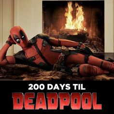 Only 200 more days!