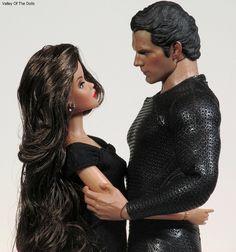 Kal El and Lois Lane