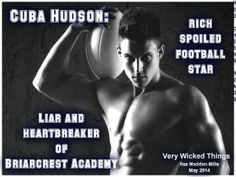 Very Wicked Things by @Ilsa Madden-Mills Teaser made by Miranda from Red Cheeks Reads.