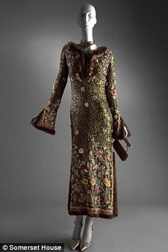 'Valentino: Master of Couture' exhibit at Somerset House