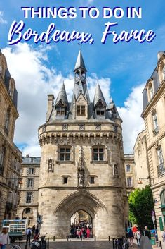 There are lots of fun things to do in Bordeaux, France. From seeing historic buildings to wine tasting and relaxing on the beach, this guide will help you plan your trip to Bordeaux.