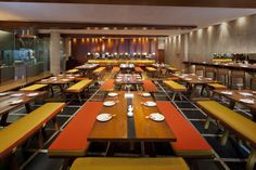 Jumeirah Emirates Towers Hotel - Dubai Restaurants - The Noodle House - Asian