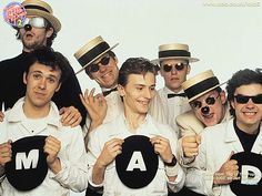 "Madness ""Driving in my Car"" - from ""Top of the Pops"""