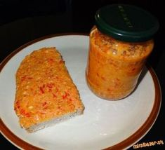 Czech Recipes, Ethnic Recipes, Meals In A Jar, Food 52, Preserves, Macaroni And Cheese, French Toast, Food And Drink, Cooking Recipes