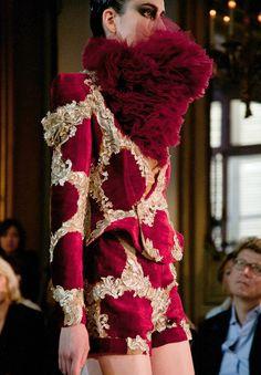 Jantaminiau haute couture f/w 2012