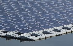 Brasil lança projeto inédito de usina solar flutuante -é o primeiro projeto de exploração de energia solar em usinas hidrelétricas com uso de flutuadores.