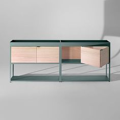 HAY - New Order - Double Cabinet with Trays