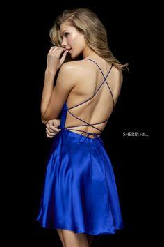 Buy dress style № 52156 designed by SherriHill Sherri Hill Prom Dresses, Prom Dress Stores, Prom Dress Shopping, Dress Shops, Homecoming Dresses, Sweet 16 Dresses, Party Dresses For Women, Nice Dresses, Short Dresses