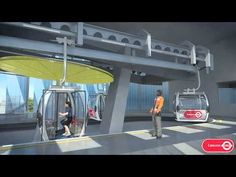 LDN gov | Cable Car for London 2012 - YouTube
