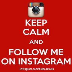 ♥ Keep Calm and Follow Me on Instagram ♥ Yess do it!!! Selena_medina98