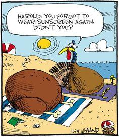 30 Funny Turkey Jokes In Pictures #turkey #jokes #humor #thanksgiving #funny
