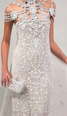 MARCHESA DRESS - BRIDAL