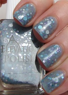 Adventures In Acetone: Mommy's NOTD: Elevation Marmolada!