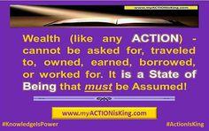 #KnowledgeIsPower  #ActionIsKing