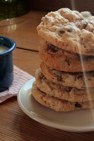 Indigo Scones: Chocolate Chip Treasure Cookies